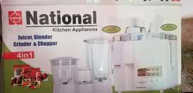 Panasonic / National / Info juicer blender 4in1