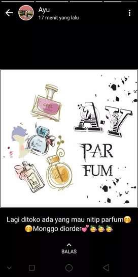 parfum refil/isi ulang