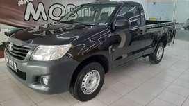 Toyota Hilux pick up 2.0 (bensin) 2012