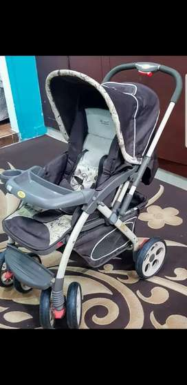 Baby stroller- 'The lil wanderer'