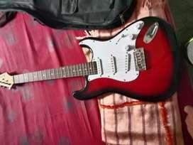 Jaurez electric guitar