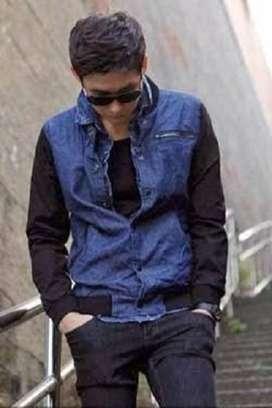 Jaket Korean Style Pria