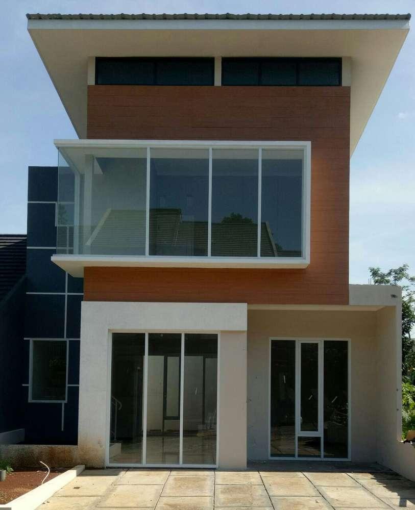 cluster villa real residence banyumanik semarang one gate sistem 8