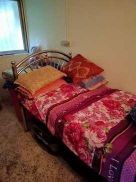 Steel Bed for Bedroom