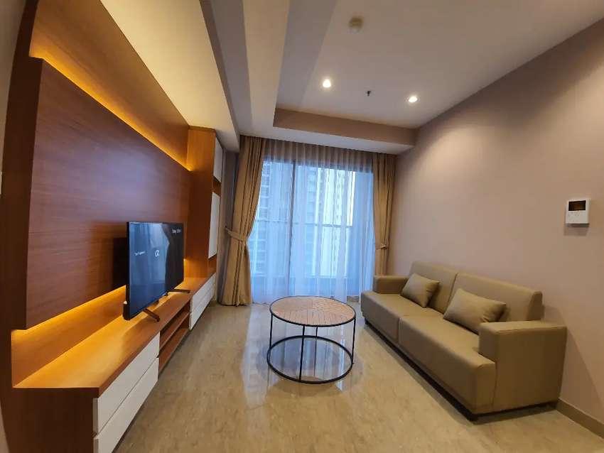 Disewakan Apartemen Branz BSD 2 BR Full Furnished kondisi Fresh 0