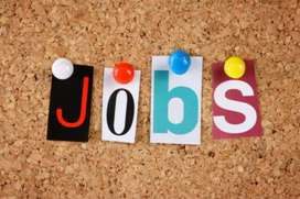 Male and female staff required for office base working