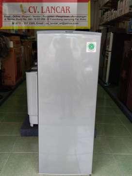 Freezer Sharp 8 Rak (Gratis ongkir bisa bayar dirumah)