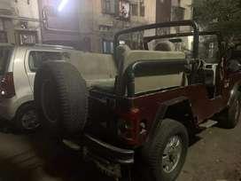 Mahindra willys jeep