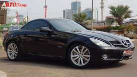 Mercedes Benz SLK350 Km 20Rban Limited Edition Th 2011, 3500CC