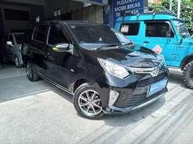 [OLX Autos] Toyota Calya 1.2 G Bensin Bensin 2018 MT Hitam #MJ Motor