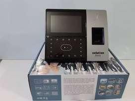finger print mesin absensi canggih dg wajah, kartu dan sidik jari