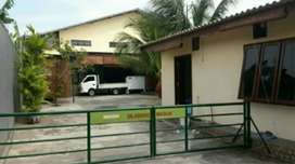 Lahan + Bangunan Gudang Candi Larangan Sidoarjo cocok  home industri