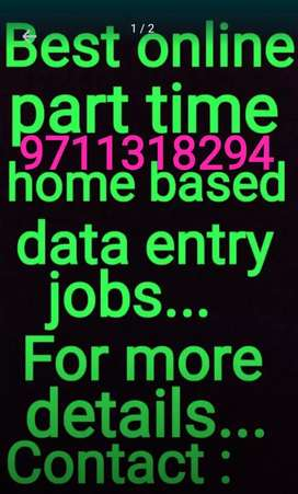 Freshers/ experience back office/ customer care executive needed