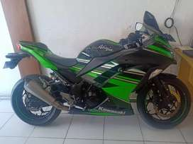 Kawasaki ninja 250 FI SE LTD KRT 2016