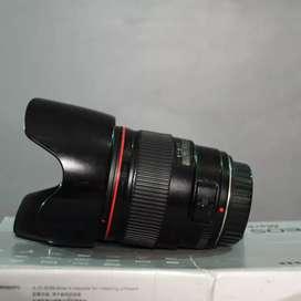 Canon 5diii lensa 35mm F1.4L