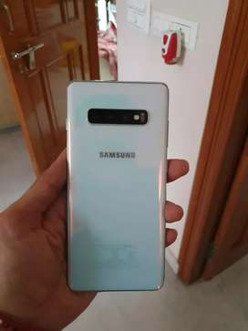 S10 in White colour