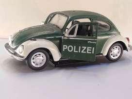 Welly Volkswagen kodok polizei