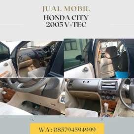 Honda City V-Tect