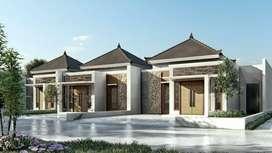 Rumah Dijual hanya 3 unit tanah luas di Cimanggis Depok