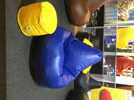 BEAN BAG SOFA CHAIR - FOR KIDS AND ADULTS --- DELIVERY ACROSS KERALA