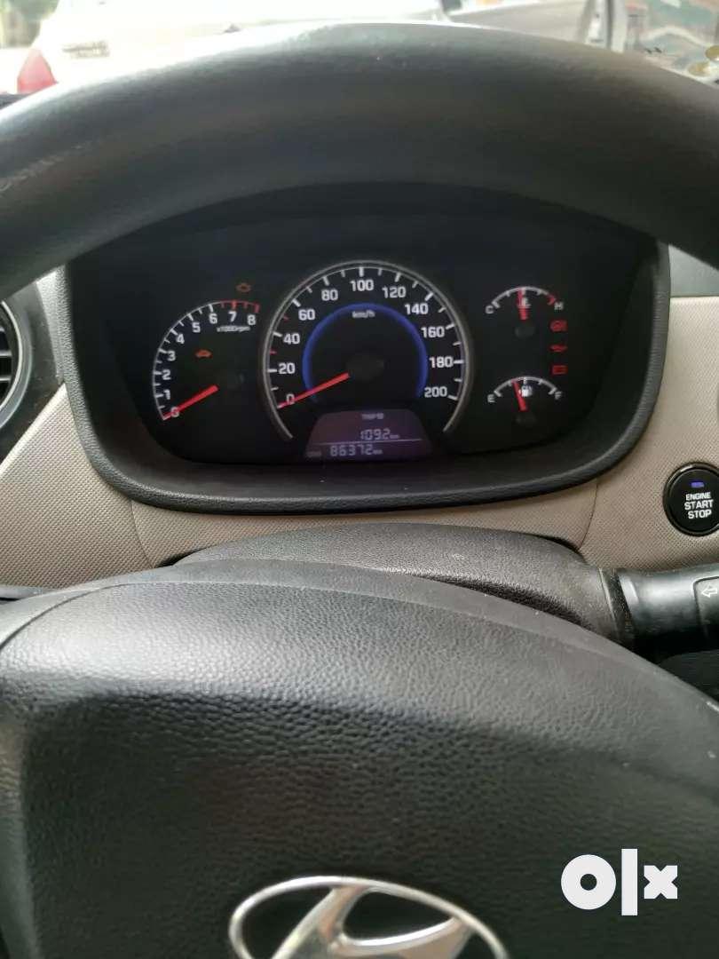 Grand i10 top model push button start 0