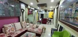 3BHK flat at Sunderpada.Good ventilation.Vastu Compliant.Furnished.