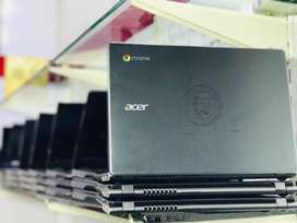 Acer Chromebook 4GB Ram 16GB With Playstore  laptop mobile