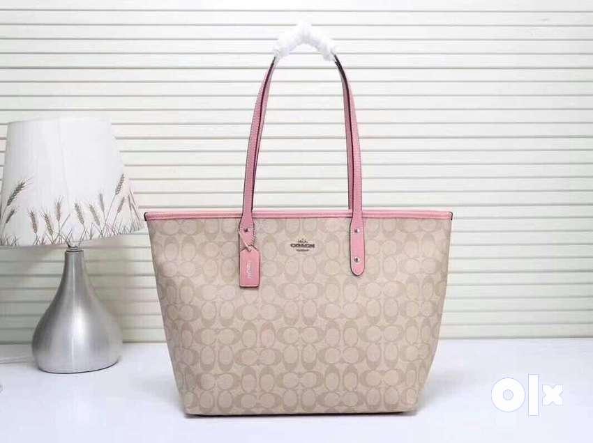 Coach tote bag 0