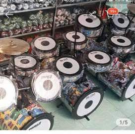 Drum mini karakter ukuran 14in