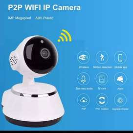 Kamera CCTV Wifi Merk V380 (IP Camera P2P)