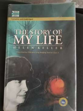 Class 10 th novel (the story of my life hellen keller)
