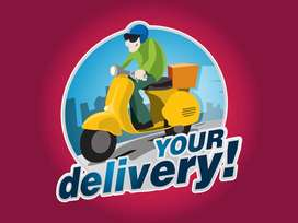 Required Delivery boys all over BANGALORE