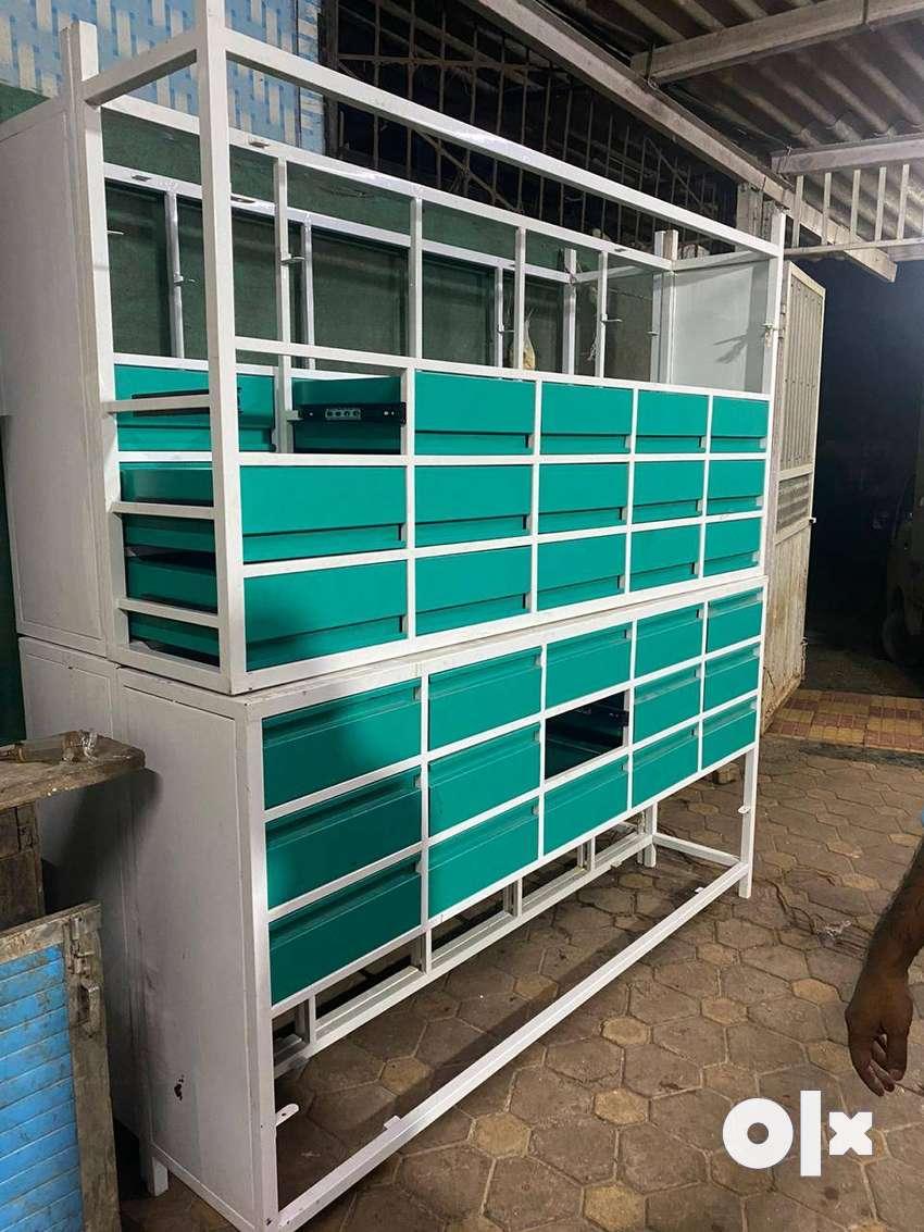 Medical store (chemist shop) furniture for sale