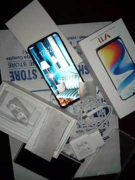 Vivo v11  brand new condition 6gb Ram 64Gb rom scratchless mobile