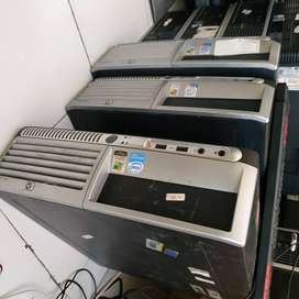 Teruji qc 24jam , tanpa mati mantap C2D PC buildup