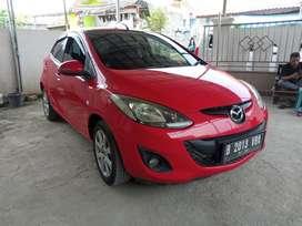 Mazda 2 matic 2011 pajak hidup