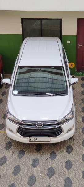 Toyota INNOVA CRYSTA 2016 Diesel 24500 Km Driven