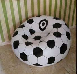 Sofa bola soccer