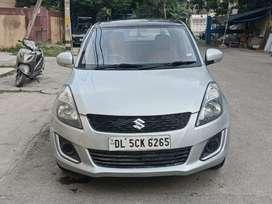 Maruti Suzuki Swift LXI Option, 2014, CNG & Hybrids