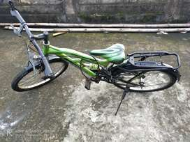 Non gear bicycle