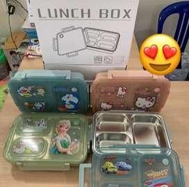 Tempat makan anak , ada sekat Ready 170rb