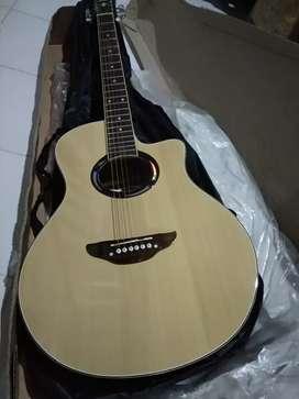 Gitar akustik murah tapi ga murahan