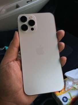 Iphone 12 Pro Max 128GB Silver bisa TT BT Ipad Pro Macbook