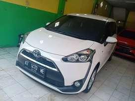 Toyota Sienta tipe G matic