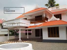 A/C Villa for Daily Weekly Rental in Kottayam Town
