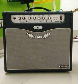 30Watt Electric Guitar amplifier. 4 year old.