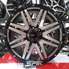 Velg Mobil Ring20 buat Prado Pajero Land Cruiser bisa Tukar Tambah