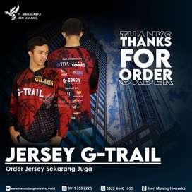 Kaos Jersey Printing Custom