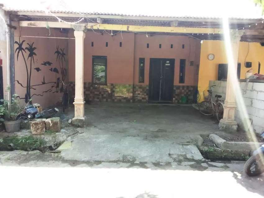 Rumah kampung anggaswangi Sukodono harga hancur 0