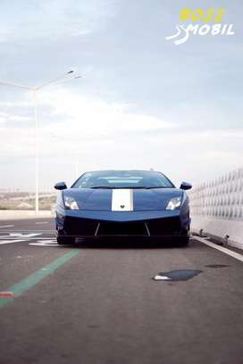 Lamborghini Gallardo Valentino Balboni Edition 1 of 250 in the world!